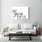 BE YOU TIFUL - MOCK UP 1